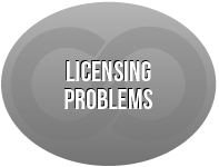 Licensing Problems - Medical Law